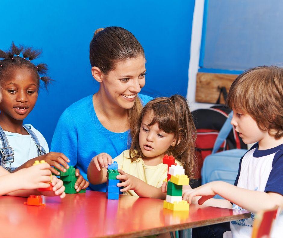 School Age Kids - Child care