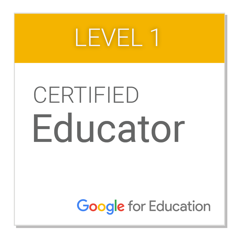 educatore certificato google attestato
