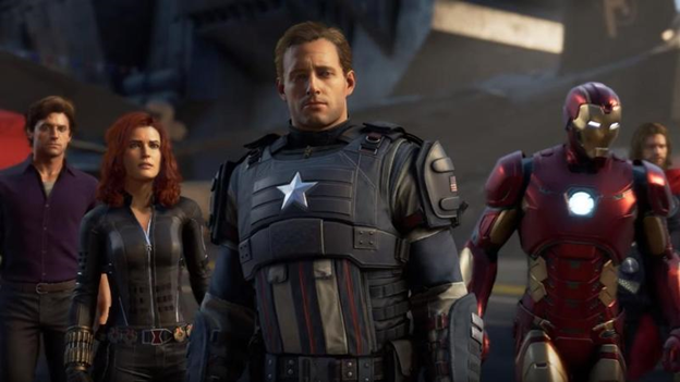 Most anticipated games 2020 - Marvel`s Avengers