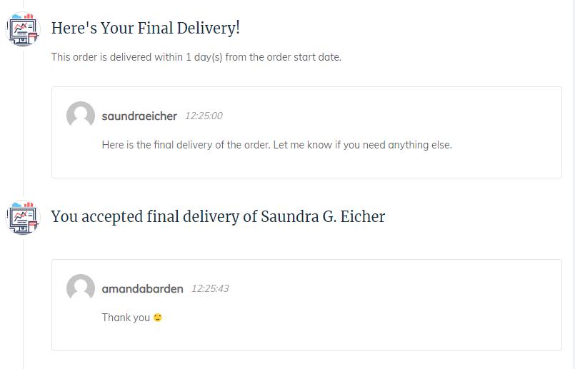 Edd Delivery