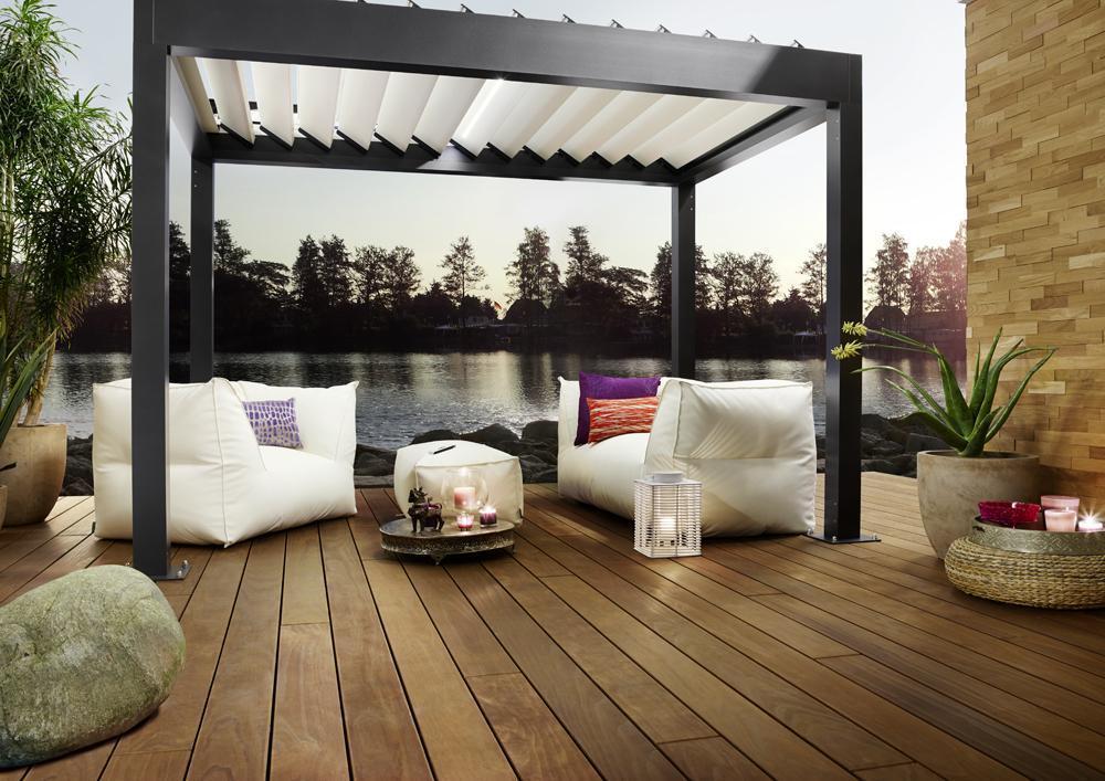 Trends für die Terrasse 2018 | Kebony