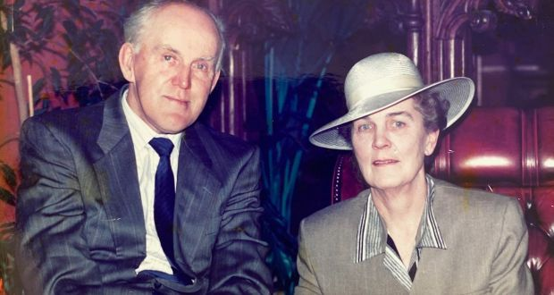 Helen and Brendan Dillon lived all their married life in Clontarf.