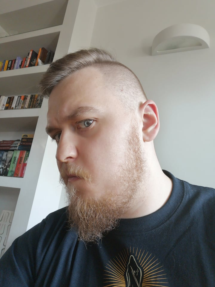 Michał Wojewódka redakcja jarock