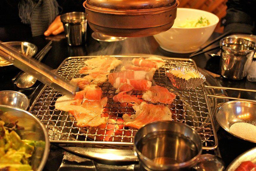 Gogigui (Korean BBQ)
