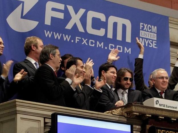 fxcm groupe