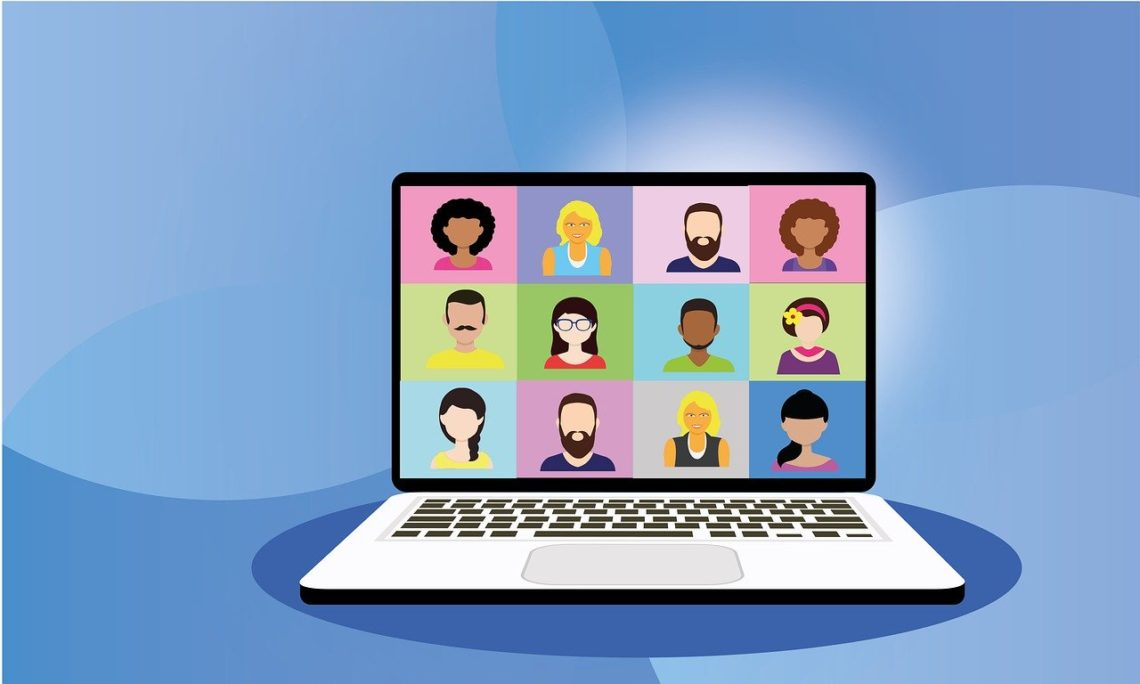 """Managing a Virtual Meeting – Learning from my """"Big Fat"""" Family Zoom Call –  Greenleaf Leadership Coaching"""
