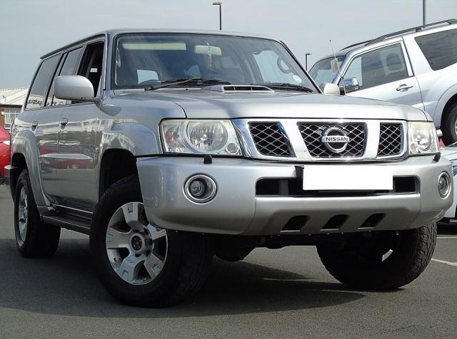 First seen in 1951, the Nissan Patrol has been dealing with rocks and mountains for more than half a century.