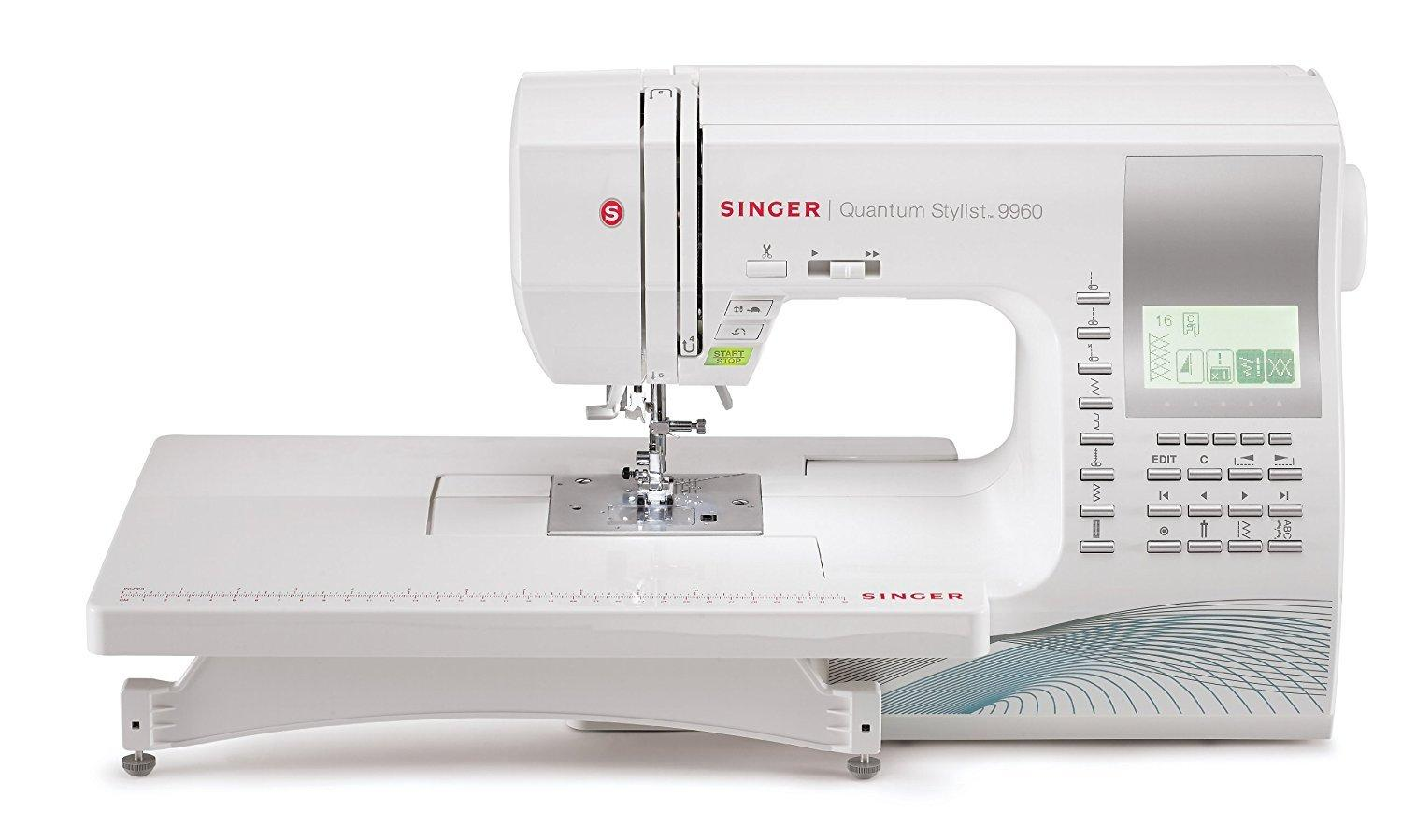 Singer Quantum Stylist compact sewing machine