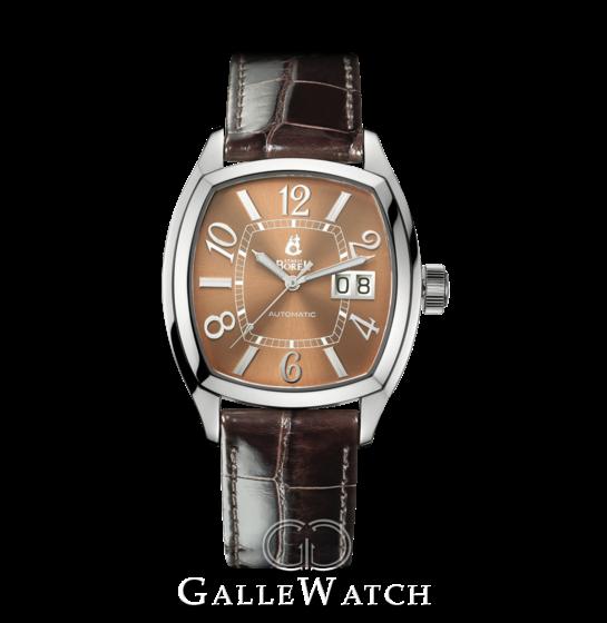 Lựa chọn đồng hồ đeo tay nam mặt vuông của Galle Watch tại sao không?