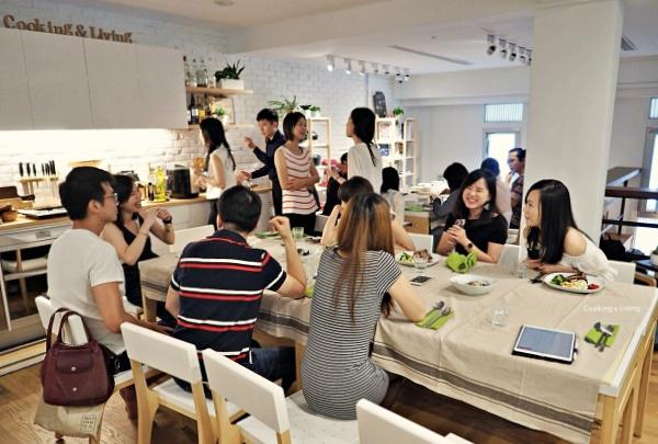 台北烹飪教室-自煮生活cook&living