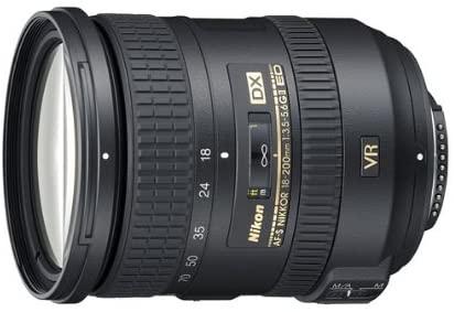 Nikon D5600 Best Travel Lens