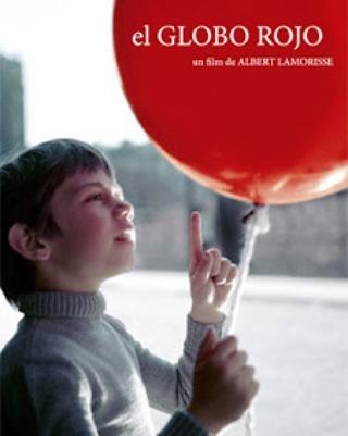 El globo rojo (1956, Albert Lamorisse)