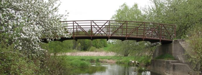 Image result for Kissing Bridge Trailway