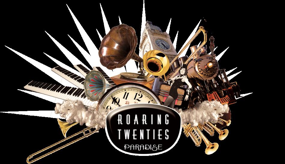 Paradise Organisation - Arnaud Millet - Roaring Twenties Paradise - Vintage - Electro-Swing