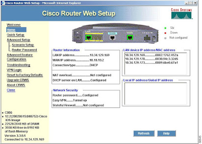 Cisco 828 router manual