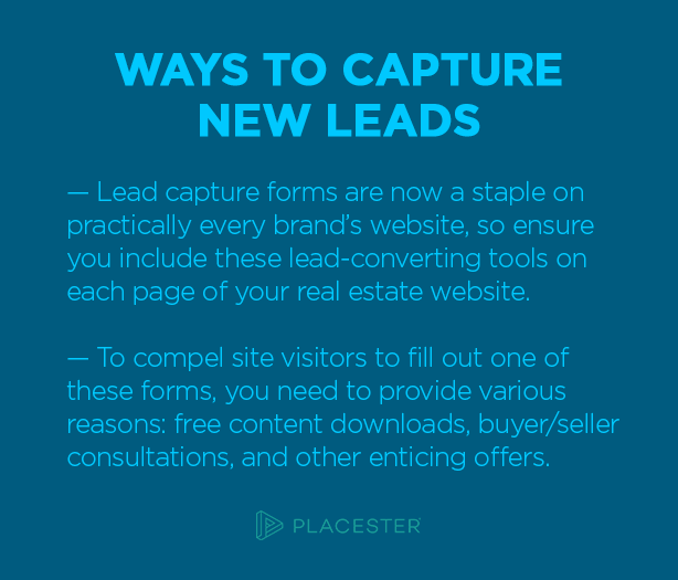 The 5 Necessary Real Estate Lead Generation Tactics for