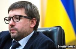 Заместитель министра юстиции Украины Денис Чернышев