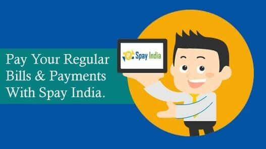 Spay India payments