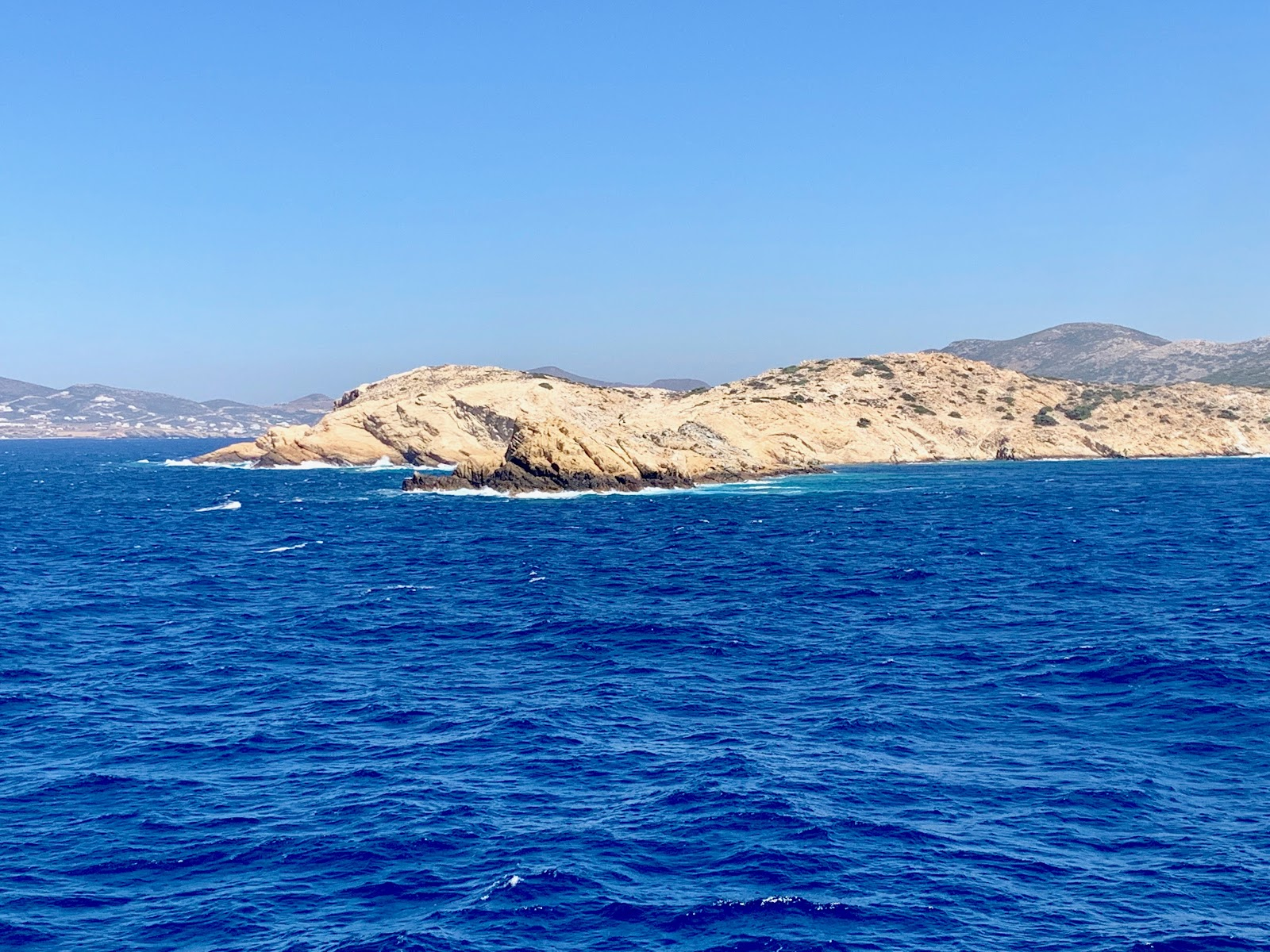 Paros - one of the best Greek islands. 2 days in Paros