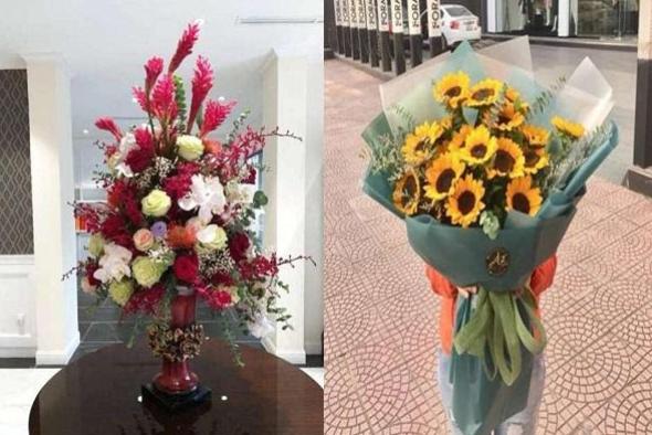 MrHoa cung cấp đa dạng các loại hoa phục vụ nhu cầu mọi người