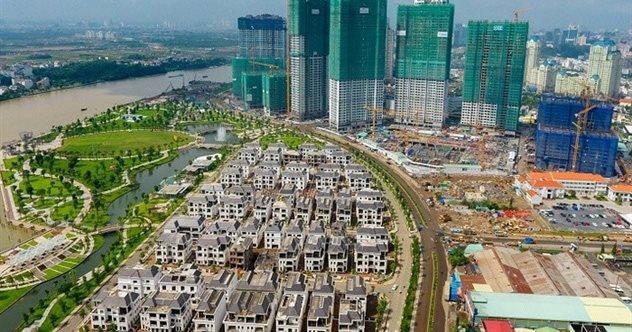 Các dự án bất động sản tại Hà Nội đang ngày càng tăng