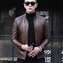 jaket kulit model anak muda