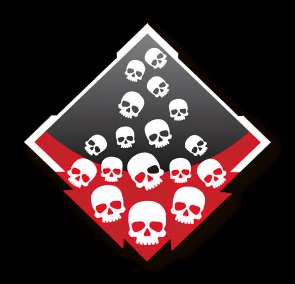 20 kill  badge