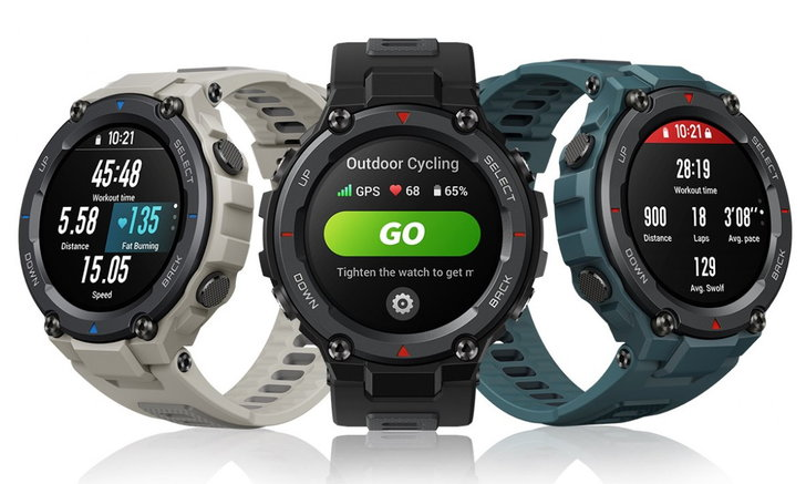 Amazfit เปิดตัว T-Rex Pro นาฬิกาเพื่อสายลุย ทนทาน ใช้งานได้นานสุด 18 วัน 6