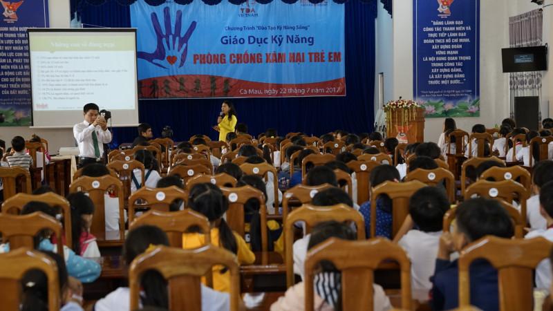 Sự kiện lần đầu tiên được tổ chức tại Cà Mau, do CLB thiện nguyện Tuổi trẻ Thăng Long, Phòng GD&ĐT Huyện U Minh và Trung tâm Ứng dụng Tâm lý Hồn Việt phối hợp thực hiện.