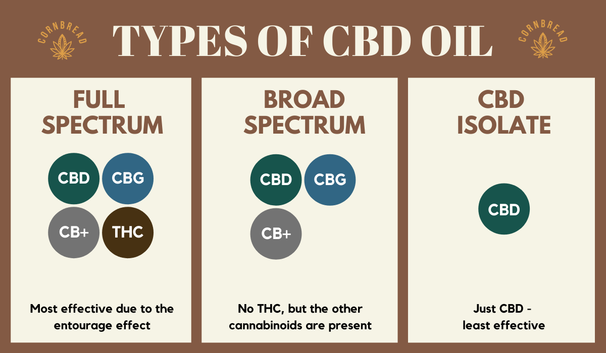 How to make full spectrum CBD oil
