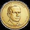 Calvin Coolidge dollar