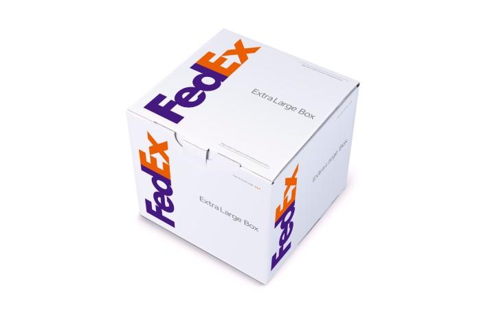 FedEx Express Saver One-Rate XL Box