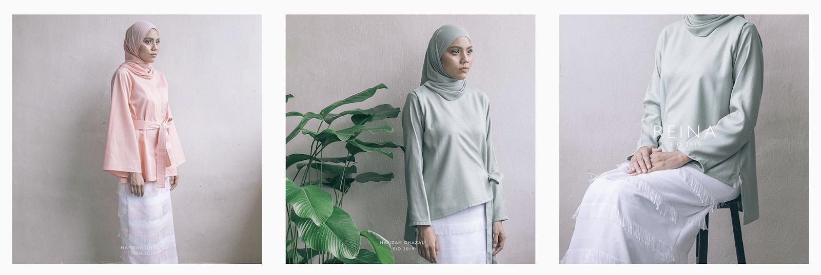 Hafizah Ghazali's Eid Collection 2019