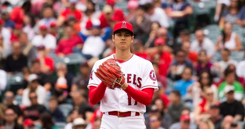 pitcher for the Los Angeles Angels