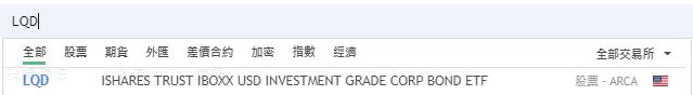 美股LQD stock,LQD ETF,LQD成分股,LQD持股,LQD股價,LQD配息
