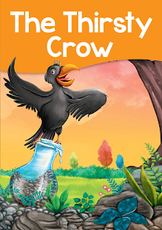 the crow story in hindi