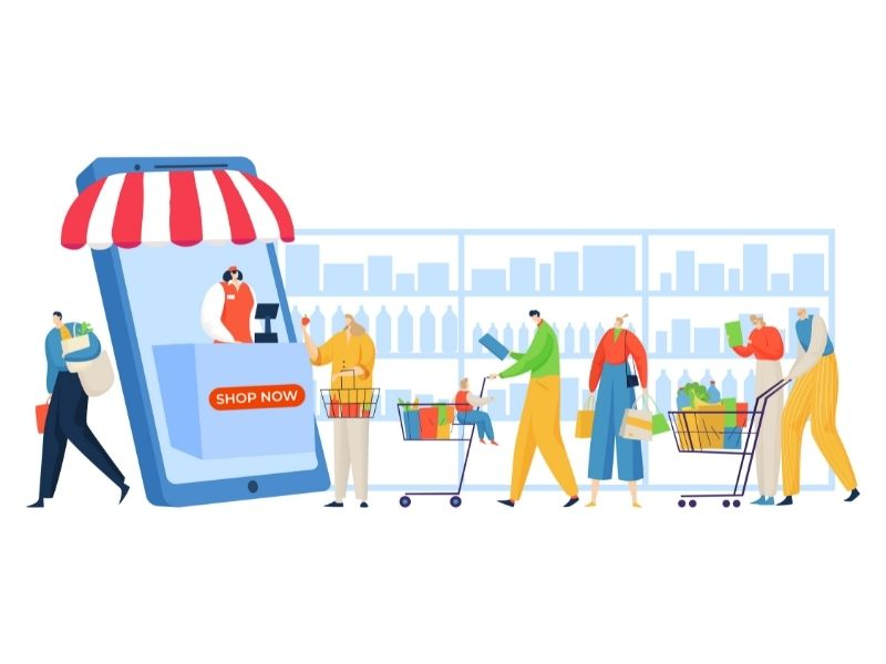 Top 10+ Benefits of Building An App for Your Grocery Business 2