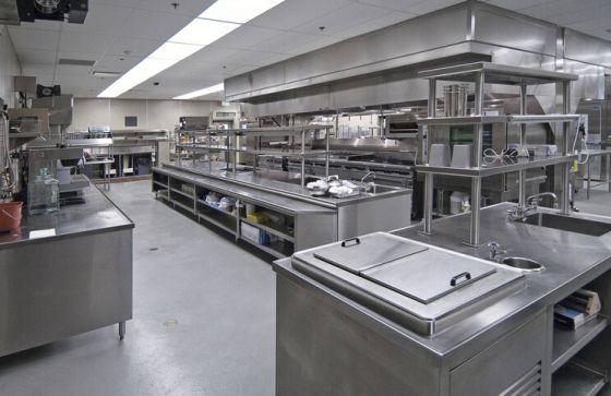 Kết quả hình ảnh cho yêu cầu kĩ thuật của thiết bị bếp nhà hàng