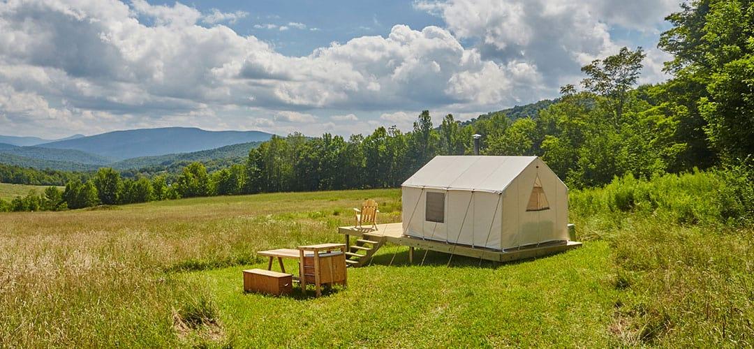 tentrr campsites