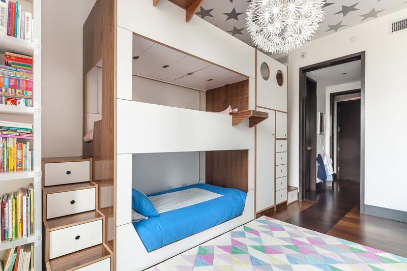 những mẫu giường tầng chắc chắn