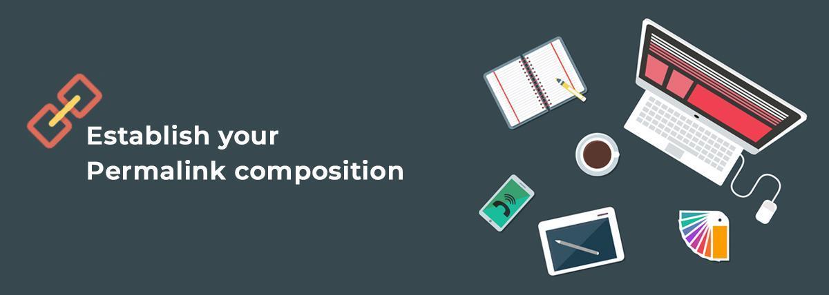 Permalink composition