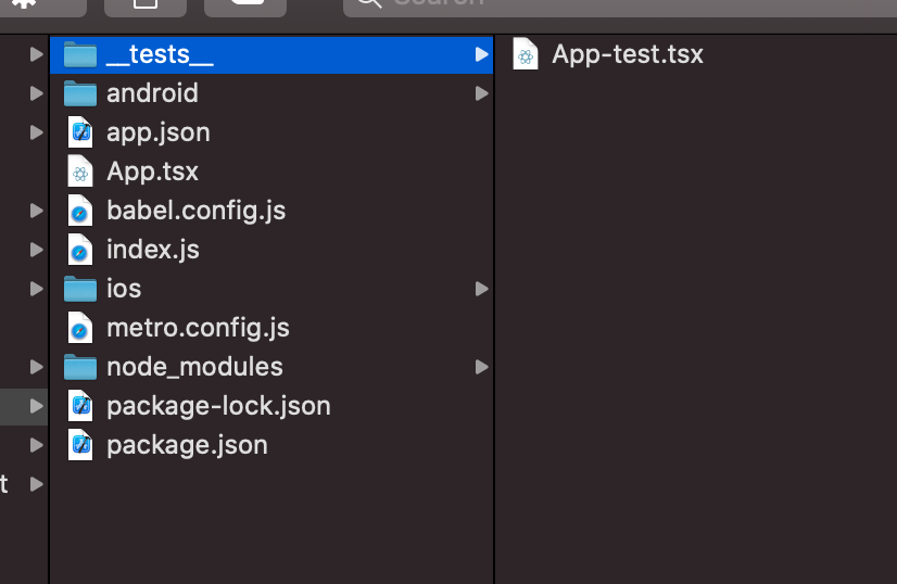 Migrating the app file to typescript