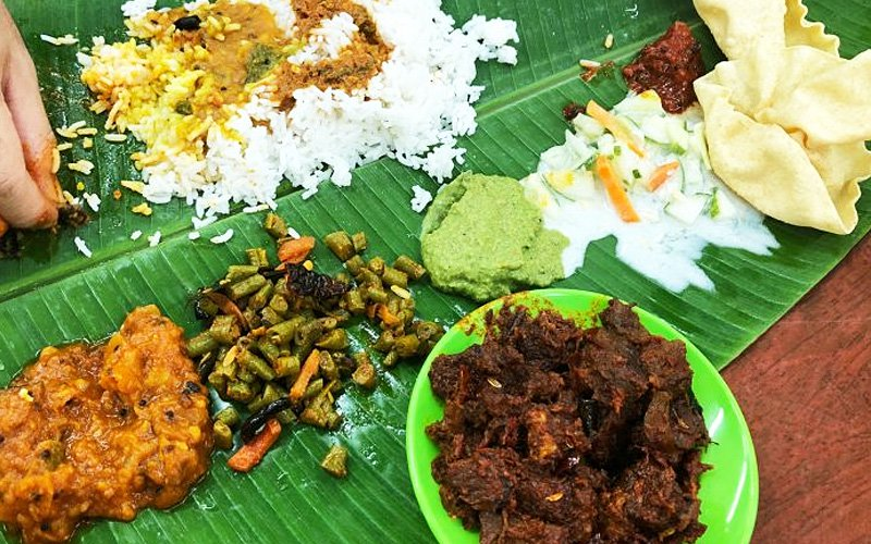 Best Banana Leaf in KL