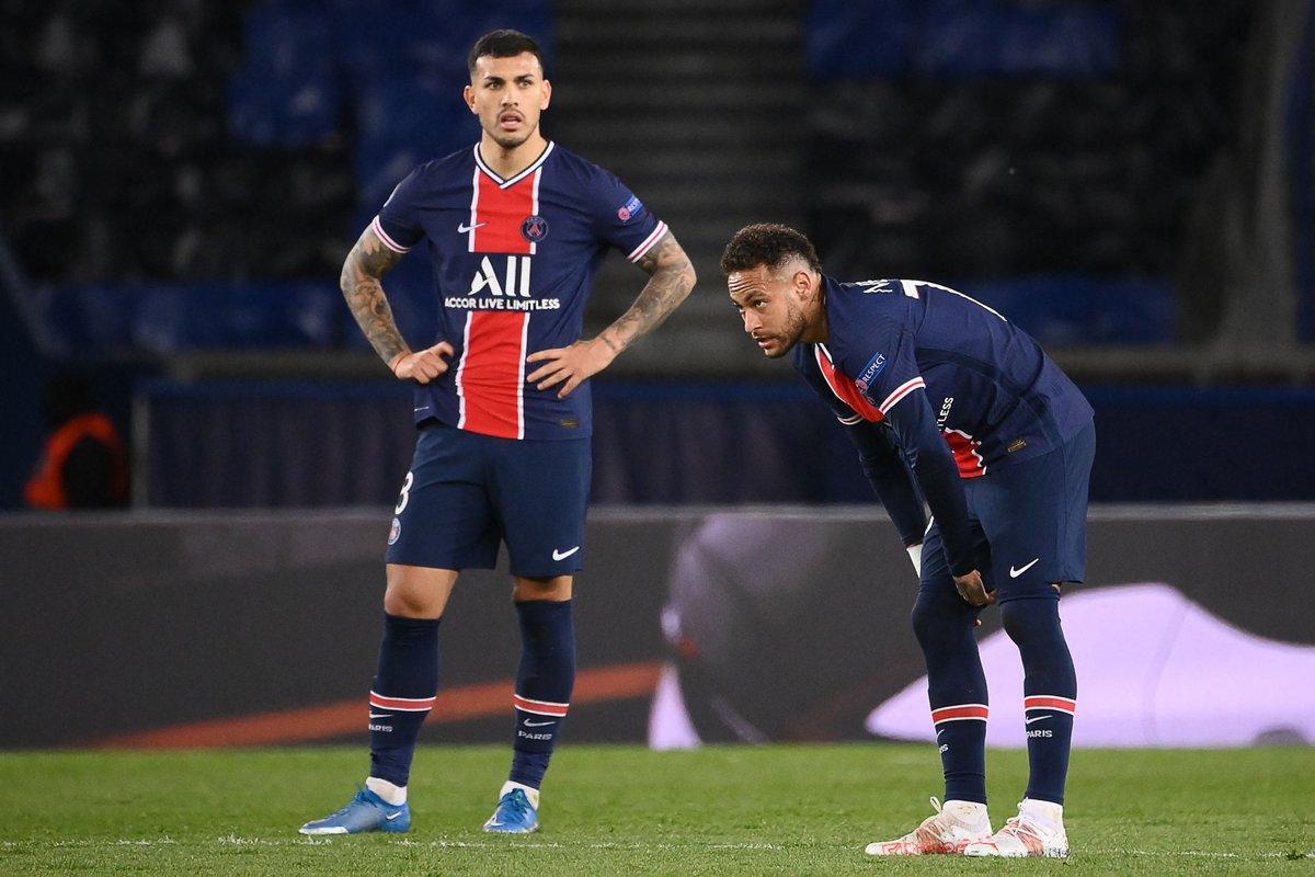 Paris S.Germain đã thành công tiến đến bán kết Champions League