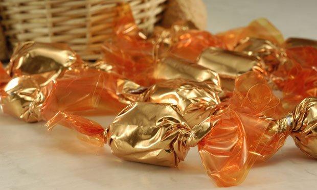 Bala de caramelo: não dá para comer uma só