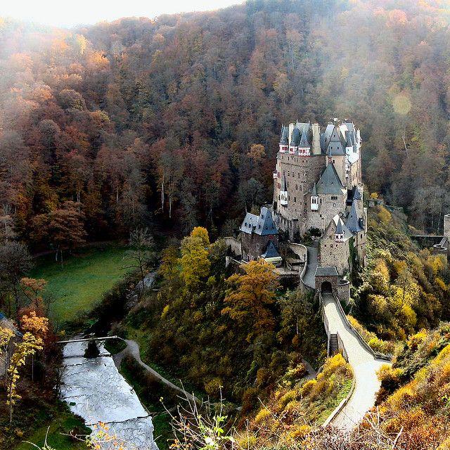 愛爾茨城堡
