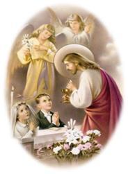 1st Holy Communion - All Saints Catholic Church - Houston, Texas