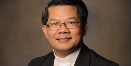 Bishop Vincent Long