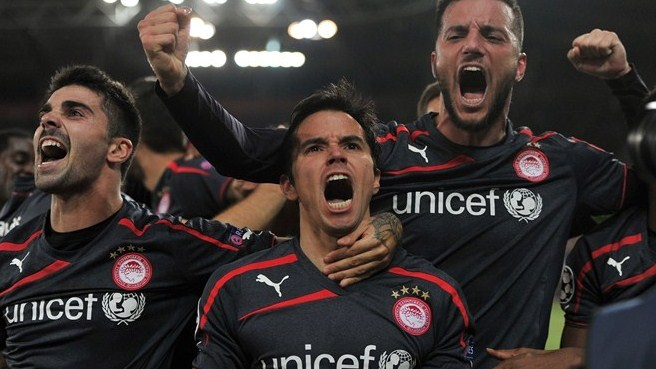 Olympiacos Head Image