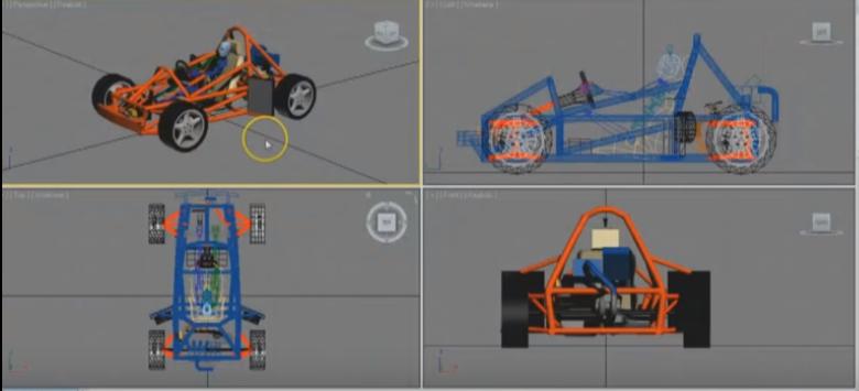 cara membuat mobil